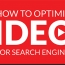 Infographic: How to Optimize Videos for SEO
