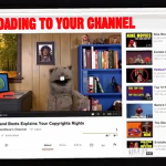 YouTube Copyright Law As Explained By Puppets from Glove & Boots