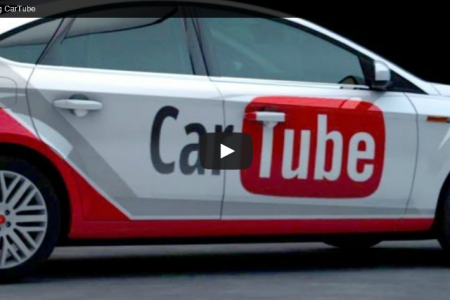 CarTube: The Best Way to Waste Time in Traffic