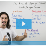 The Kind of Video You Should Create for Your Business - Whiteboard Friday