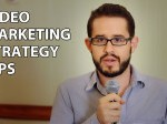 #1 Business Video Tip - Let  Your Goals Drive Strategy [Creator's Tip #107]