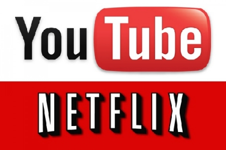 YouTube and Netflix Dominate Digital Video Choices in North America