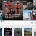 Bite-sized  BBC News Comes To Instagram Video