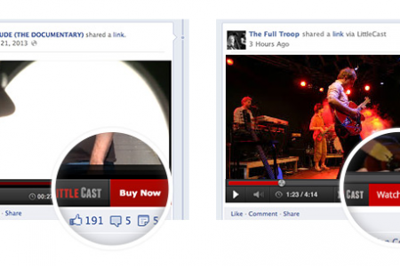 LittleCast Announces Direct-To-Fan Video Marketing Solutions For Facebook Pages
