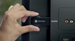 Google's TV-Streaming Stick Chromecast Just Got Even Sexier