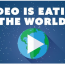 Video is eating the world