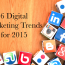 6 Digital Marketing Trends to Watch