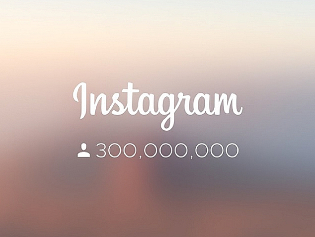 Instagram Hits 300 Million Users, Now Larger Than Twitter