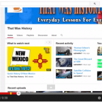 A Good YouTube Channel for History Teachers ~ Educational Technology and Mobile Learning