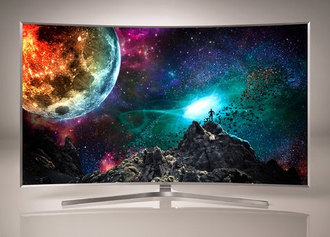 TVs Get Their Moment at International CES