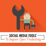 These 10 Tools Will Boost The Productivity Of Your Social Media Campaign [INFOGRAPHIC]