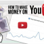 10 ways for designers to earn money on YouTube