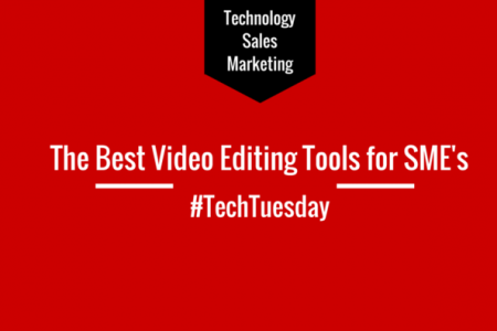 Tech Tuesday: The Easiest Video Editing Tool for a Small Business