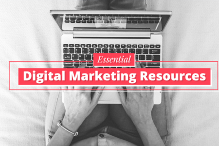 Best Online Resources For Digital Marketers