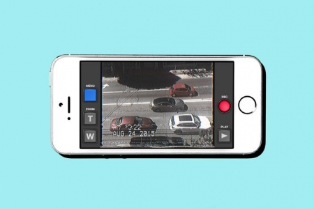 How a Retro Camcorder App Became a Huge iPhone Hit