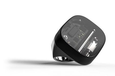 This smart ring can control your phone, laptop and TV