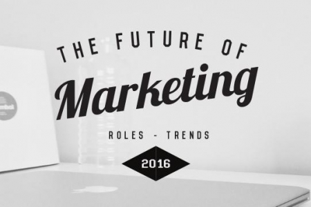 The Future of Marketing 2016: New Roles, and Trends