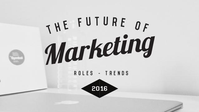 the future of marketing What's the future of marketing here are the marketing trends that four world-class experts believe will define the next decade.