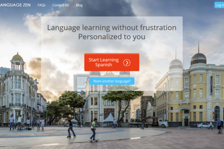 Language learning without frustration Personalized to you