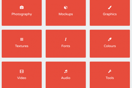 A hand-picked directory of the best free resources for creatives.