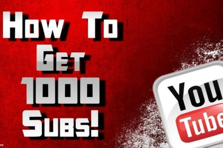 10 Tips To Get 1000 YouTube Subscribers
