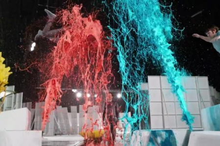 OK Go raises the bar again with The One Moment music video shot in just 4.2 seconds
