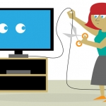 eMarketer Lowers US TV Ad Spend Estimate as Cord-Cutting Accelerates