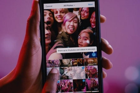 Instagram Users Can Now Share Up to 10 Photos and Videos in a Single Post