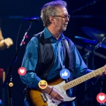 Chase Will Go Big With Its First Facebook Live, Featuring Eric Clapton Performing on Stage
