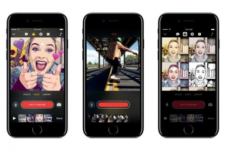 Apple introduces Clips: the fun, new way to create expressive videos on iOS