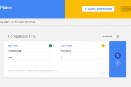 Google launches animation tool so you can turn boring data into cool GIFs