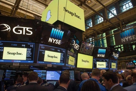 Snap's $2.2 Billion Loss Caps Bumpy First Months as a Public Company