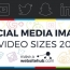 These are the social media image sizes you should use in 2018