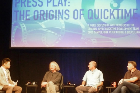QuickTime's Developers Reflect on Doing Digital Video in Software