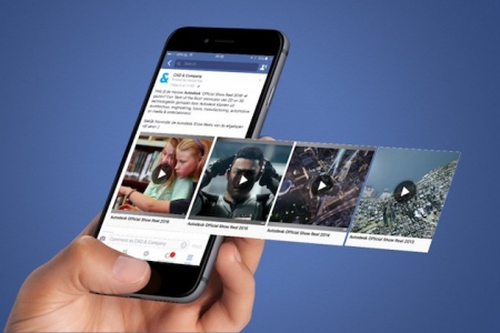 Facebook continues to go after YouTube with new video ad options