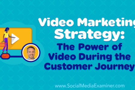 Video Marketing Strategy: The Power of Video During the Customer Journey